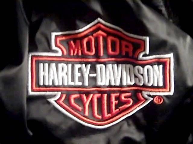 HARLEY DAVIDSON Motor Cycles  18 M Childs  Reversible Coat Jacket #HARLEYDAVIDSON