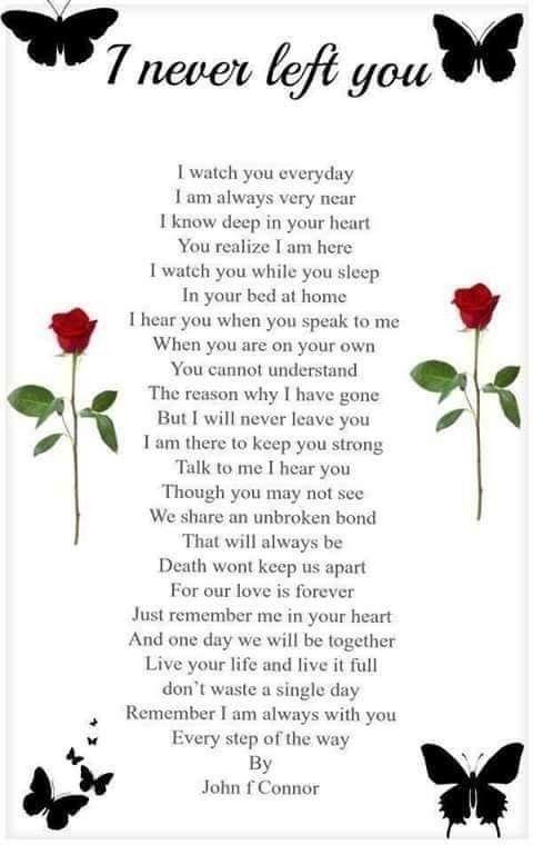 I Hope So I M Always Missing You Citater Om Dod