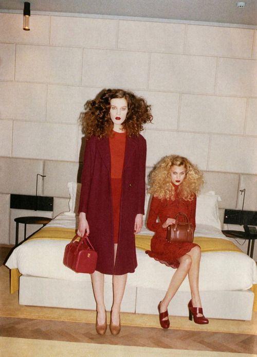 Vanessaplace Inc Juergen Teller Editorial Fashion Fashion Photographer