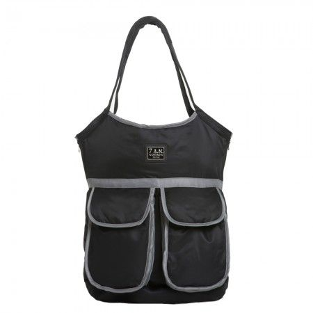 Love this Diaper bag by 7amenfant! So many pockets and ways to use it!
