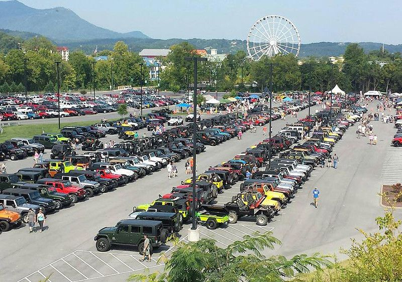 Smoky Mountain Jeep Invasion 2020 Jeep Jeep Trails Jeep Life