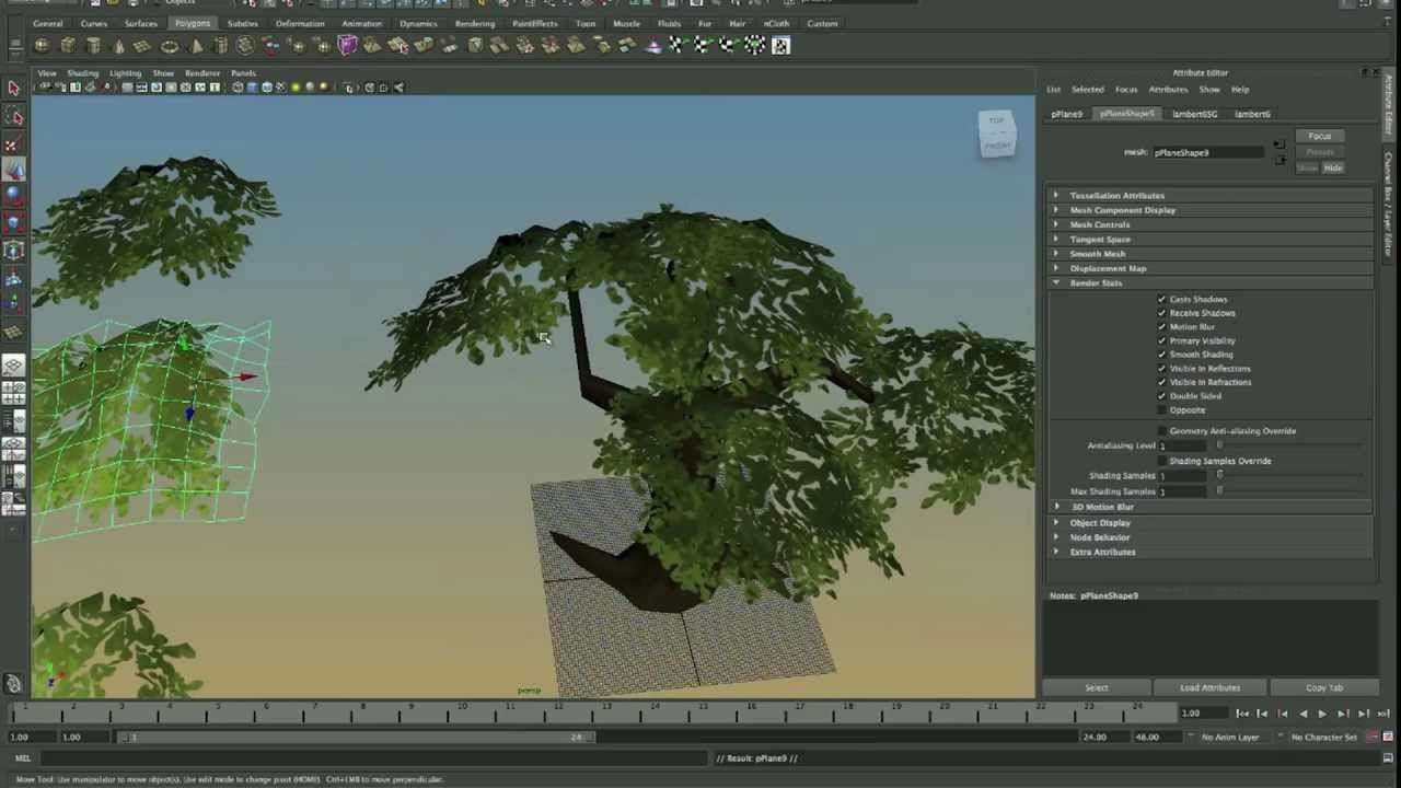 Creating A Low Poly Tree Low Poly Tree Reference Images