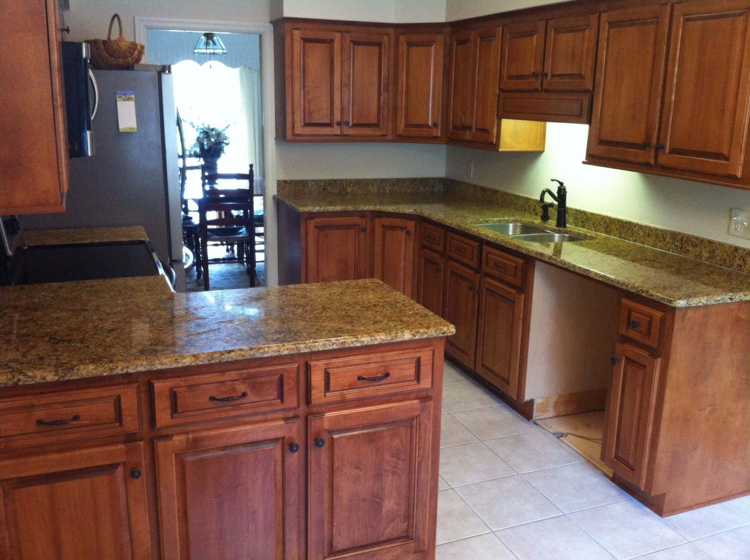 20+ How Much Are Granite Countertops Per Square Foot   Kitchen Cabinet  Lighting Ideas Check