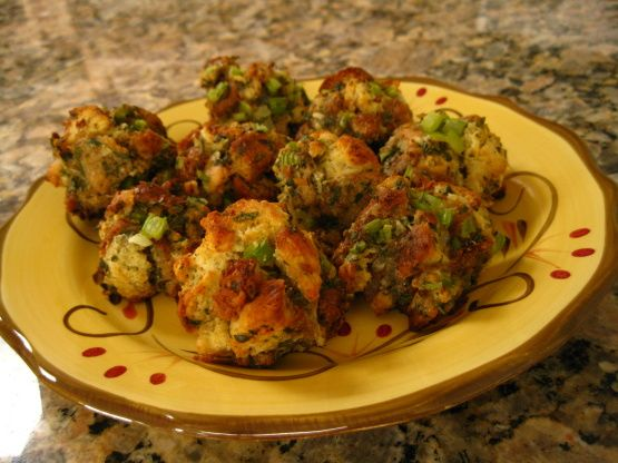 Basic Stuffing Balls Make glutenfree stuffing balls with mushrooms & onion