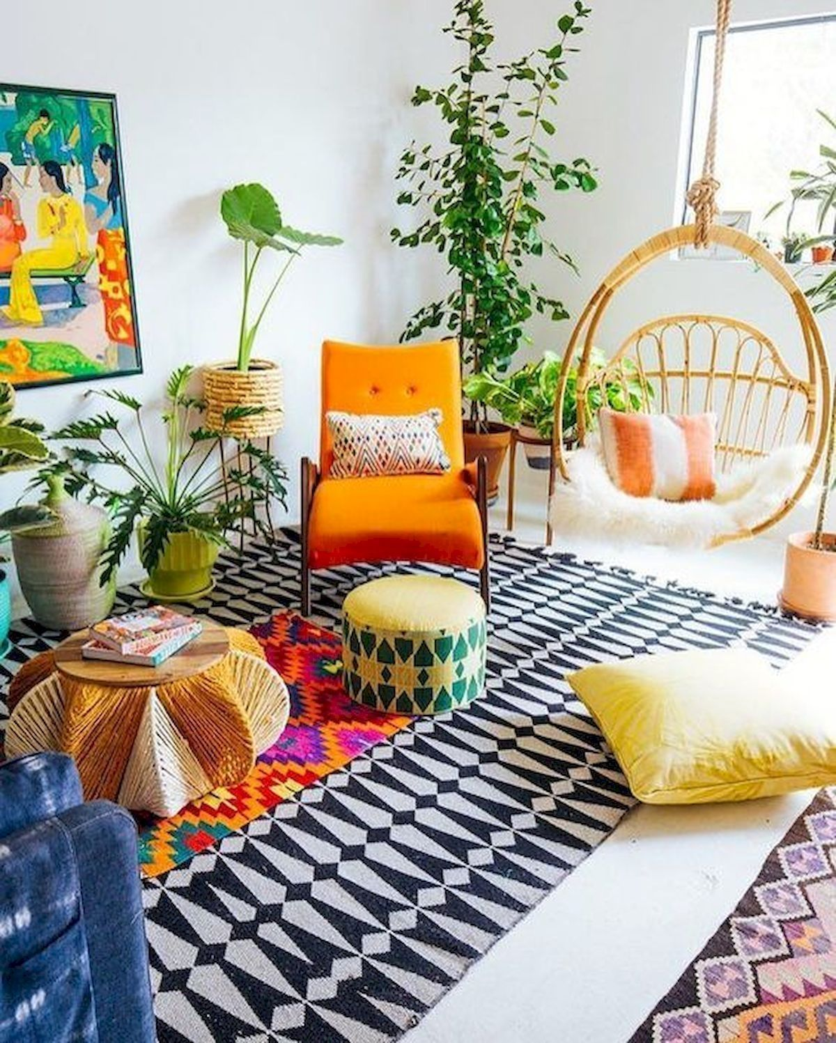 49 Gorgeous Summer Living Room Decorating Ideas Abc