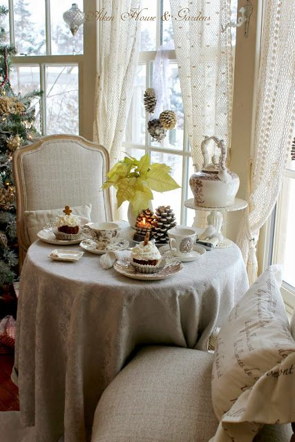 Aiken House & Gardens: A Winter Tea