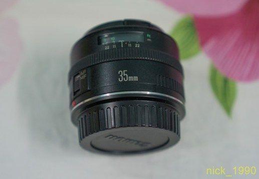 Len Canon 35mm F2 0 Canon M Mount Sạc Pin Zin Canon