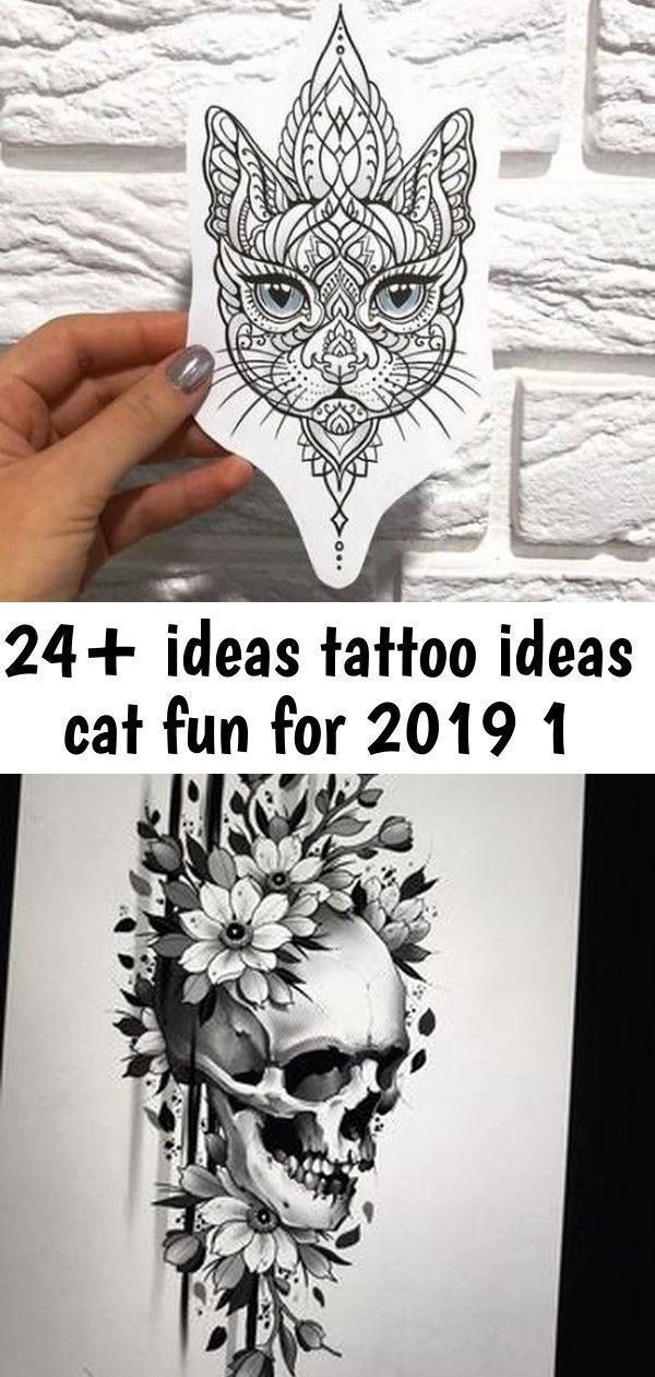 24+ Ideas tattoo ideas cat fun for 2019 #tattoo Drawing that I already tattooed, but wanted to show anyway. Thanks for looking! venlig_hilsen incjecta…
