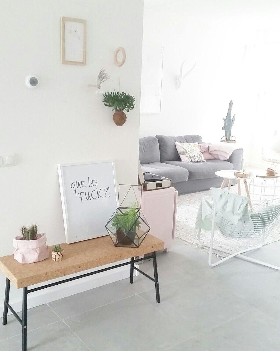 Livingroom Bankje Kurk Ikea Styledbyeve Www Styledbyeve Nl Interieur Slaapkamer Interieur Ideeen Woonkamer Wanddecoratie
