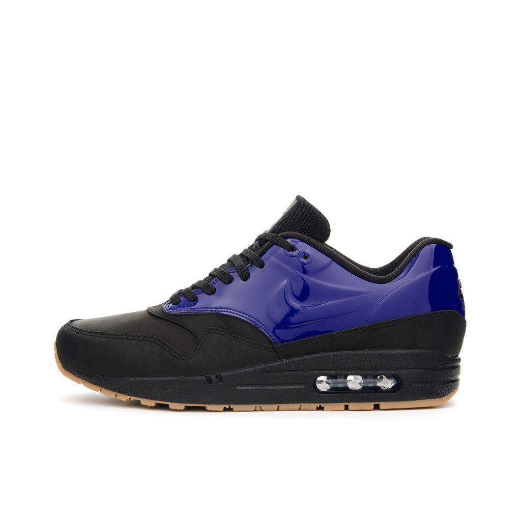 Nike Air Max 1 VT QS Deep Royal Blue. Available at Concrete