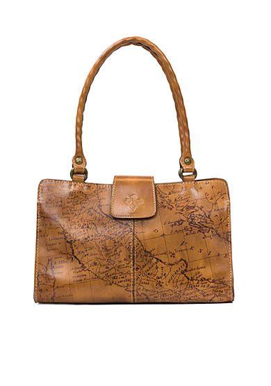 Patricia nash map print rienzo satchel patricia nash satchels and patricia nash map print rienzo satchel gumiabroncs Choice Image