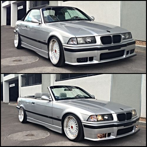 Purchase Used BMW E36 M3 Convertible In Las Vegas, Nevada