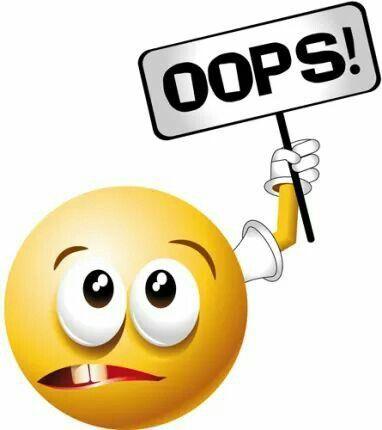 """OOPS du hast es wieder getan """"   - Sprüche - #getan #hast #OOPS #quot #Sprüche #wieder"""
