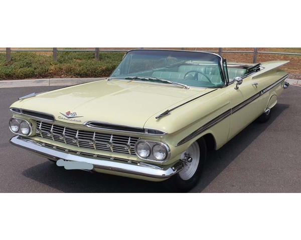 Pin By Vanessa Vibert On Dream Car In 2020 1959 Chevy Impala