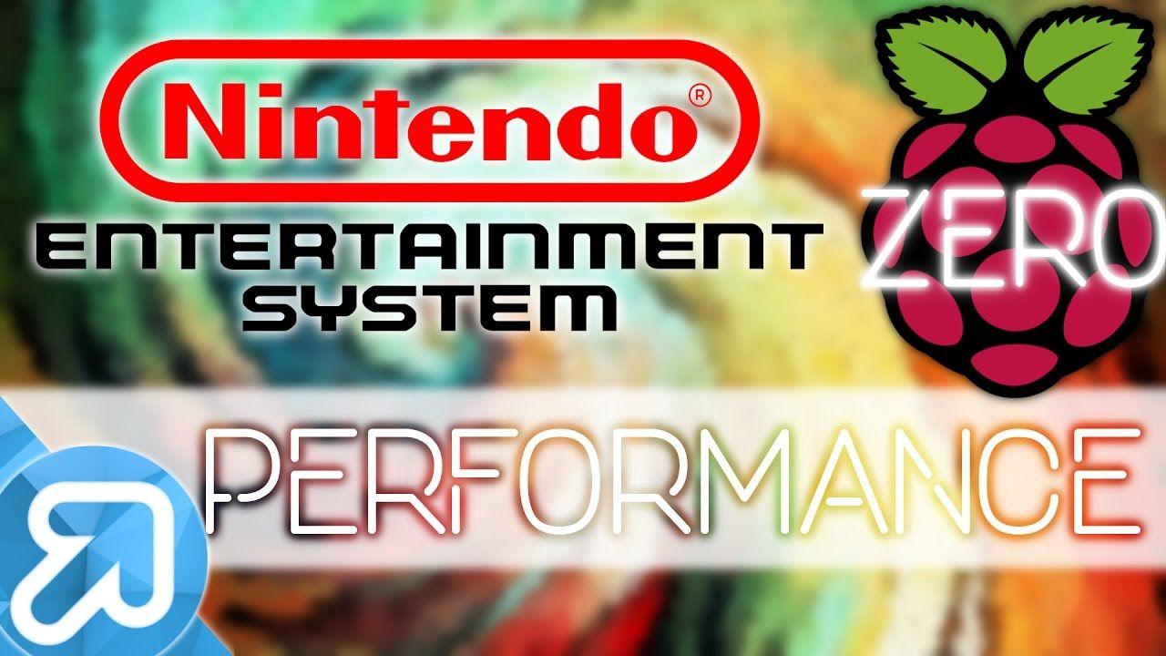 Raspberry Pi Zero Nintendo NES RecalBox / RetroPie