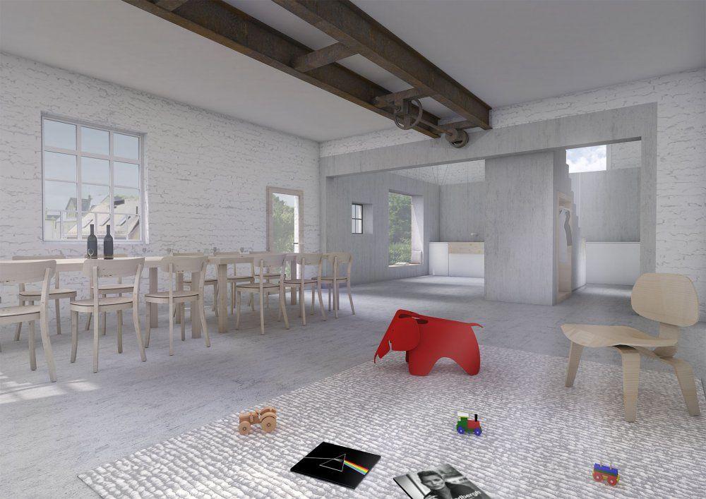 Pin Von Marc Flick Architekt Bda Auf Marc Flick Architekt Bda Architekt Architektur Hof