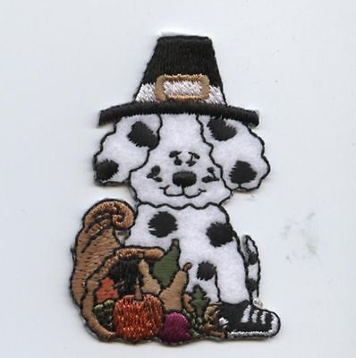 Iron On Patch Embroidered Applique Puppy Dog Dalmation ...