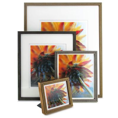 Mercury Row Bella Picture Frame Color Silver Size 5 X 7 Frame 5 X 7 Mat Products Picture Frames Frame 18x24 Frame