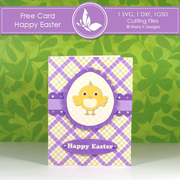 Free Card Making Printables Part - 23: Free Printable: Happy Easter Day Card   Free Download Cute Printables  Template