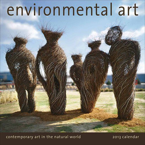 As one of the most exciting art movements of our time, environmental art celebrates our connection to the natural world through beauty, science, metaphor and ecological restoration. http://www.calendars.com/Nature/Environmental-Art-2013-Wall-Calendar/prod201300000262/?categoryId=cat00732=cat00732#