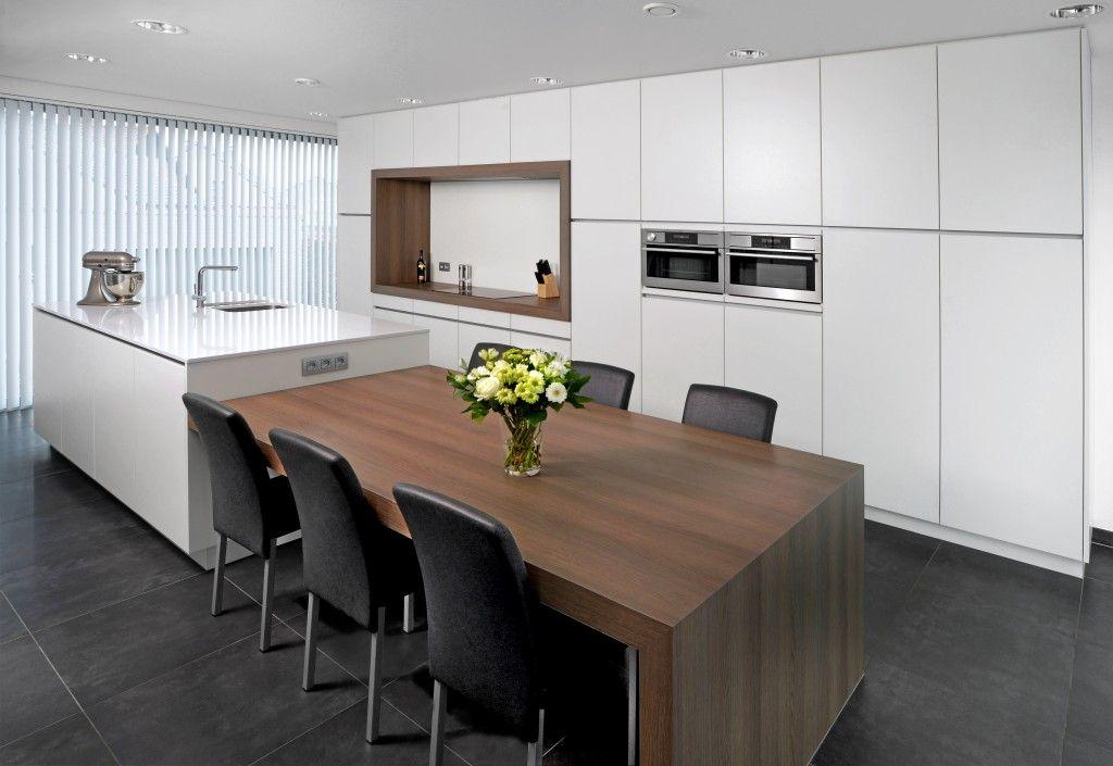 Realisaties design keukens bewonder hier de realisaties design
