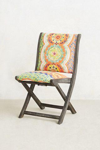 Suzani Terai Folding Chair Folding Chair Suzani Home