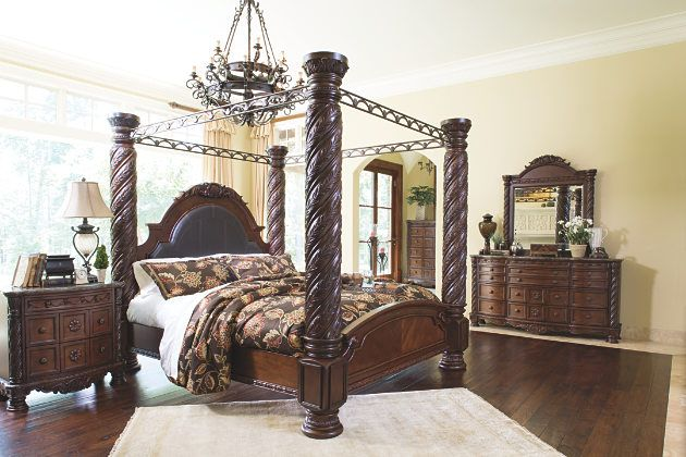 North Shore Canopy Bedroom Package Canopy Bedroom Canopy Bedroom Sets Bedroom Sets