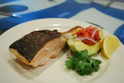 George Foreman Recipes!!!   Grilled salmon recipes, Fish ...