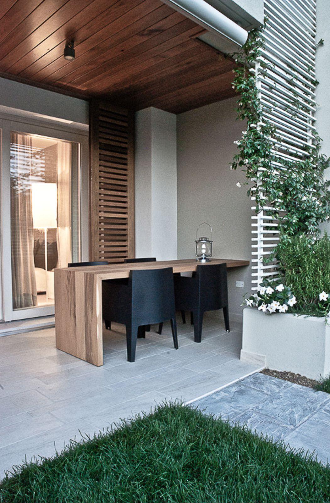 Casa al mare 2 nel 2020 Design per patio, Idee per patio