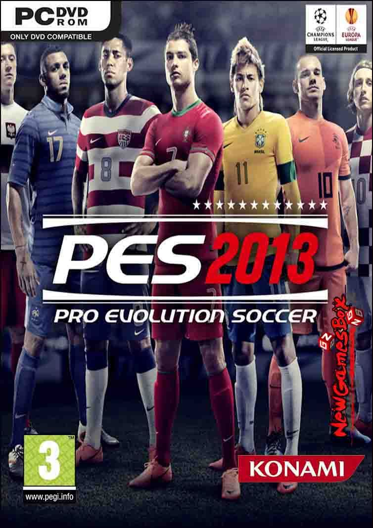 download game pes 2013 rip single link