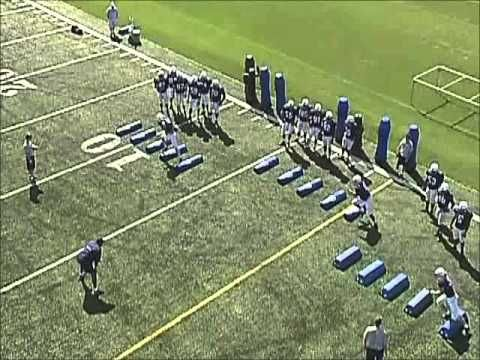 Penn State D-Line Drills Pt 1