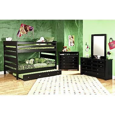 Laguna Full Over Full Bunk Bed Hom Furniture For Jax