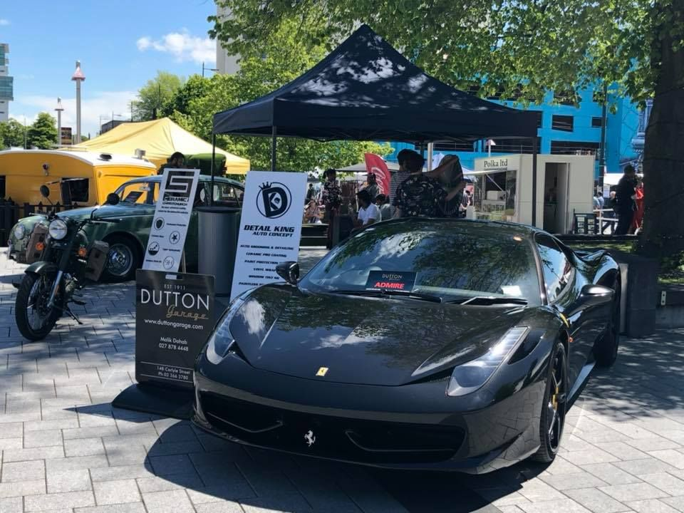 Thanks To Dutton Garage Nz For Your Support At Chchdiwali2018
