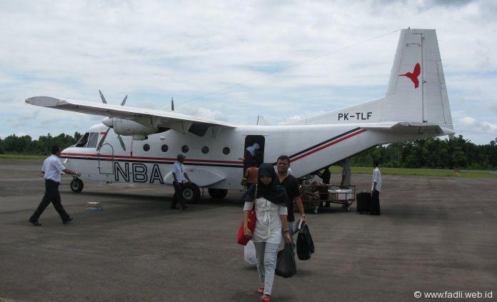 Cassa 212-200 Nusantara Buana Air