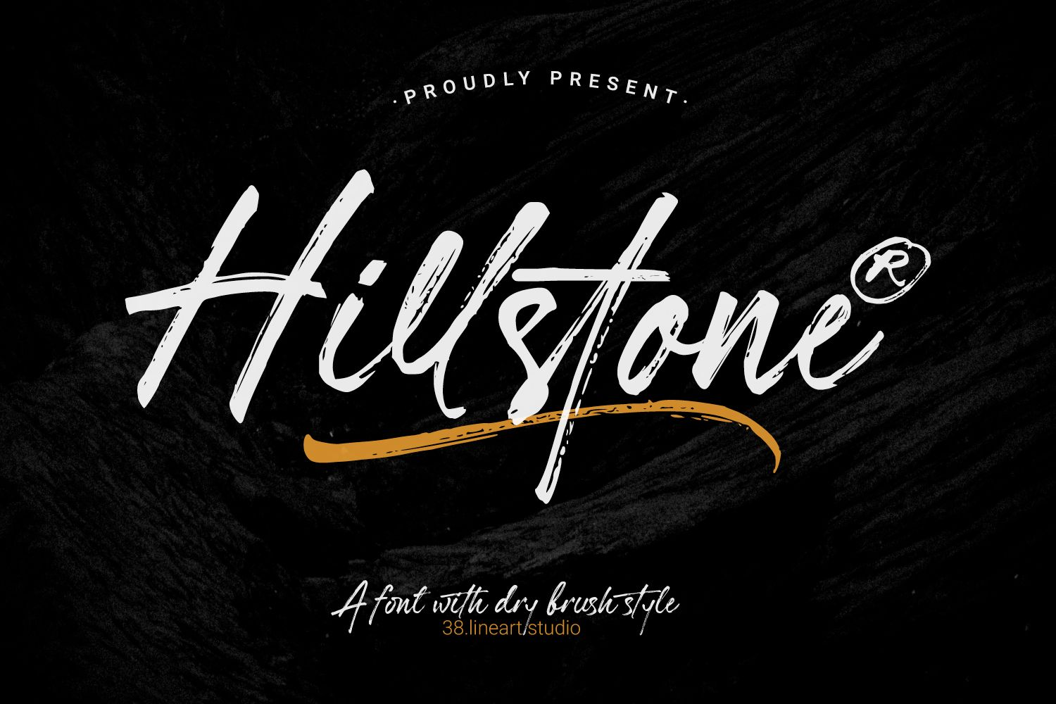Download Hillstone (Font) by 38.lineart · Creative Fabrica | Free ...