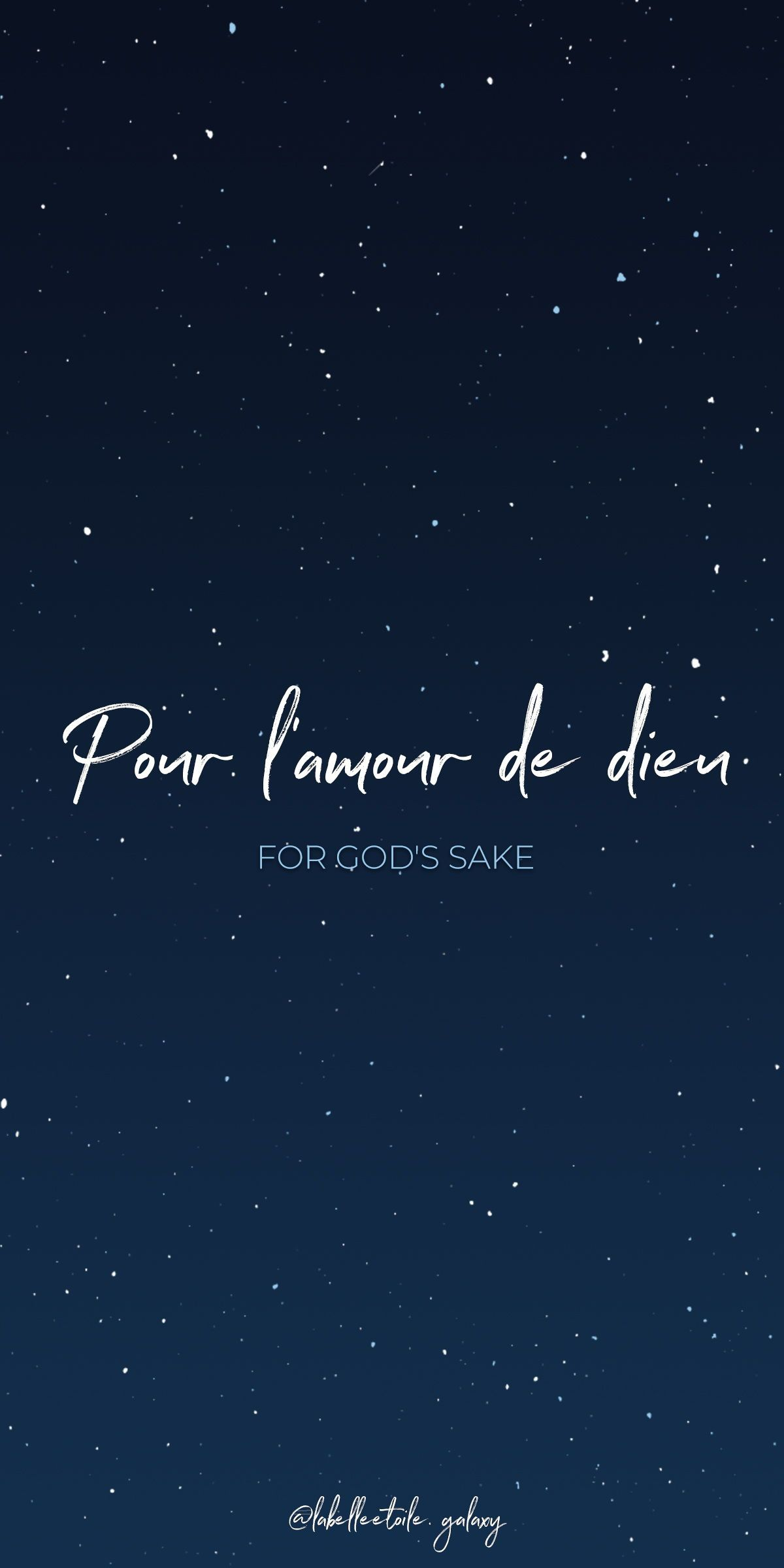 Pour L Amour De Dieu For God S Sake Bonjour You Are In The Right Pace To Learn French Quotes Wo Learn French French Flashcards French Expressions