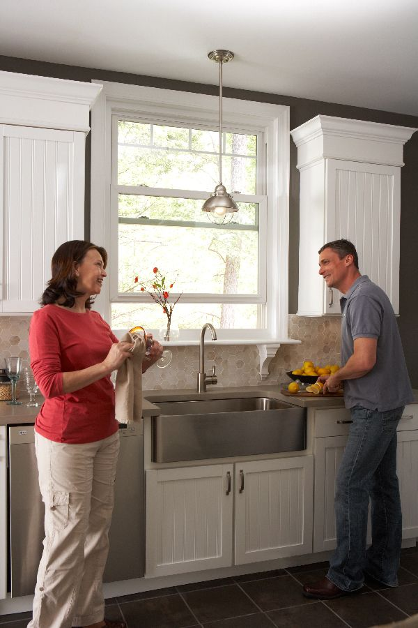 Which Kitchen Windows Will Work For Me It S A Matter Of Personal Preference When Choosing Each Window Style Has Unique Benefits That