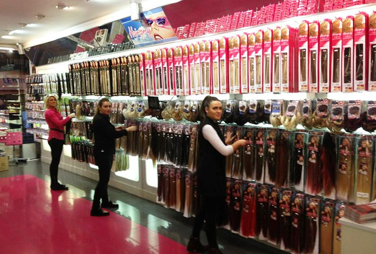 Display (by length) | my beauty supply store | Hair stores