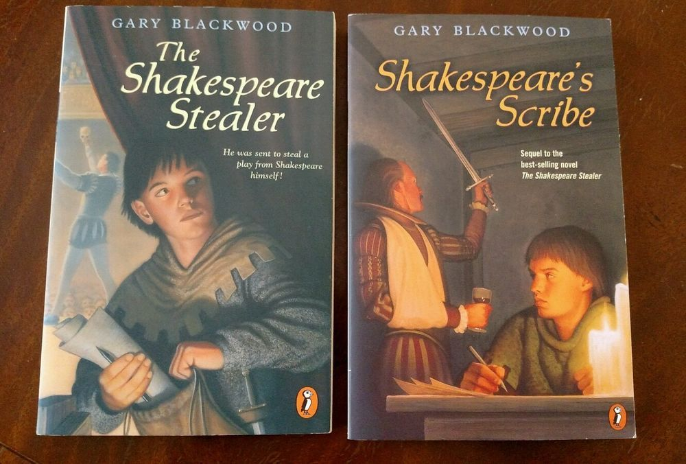 the shakespeare stealer review