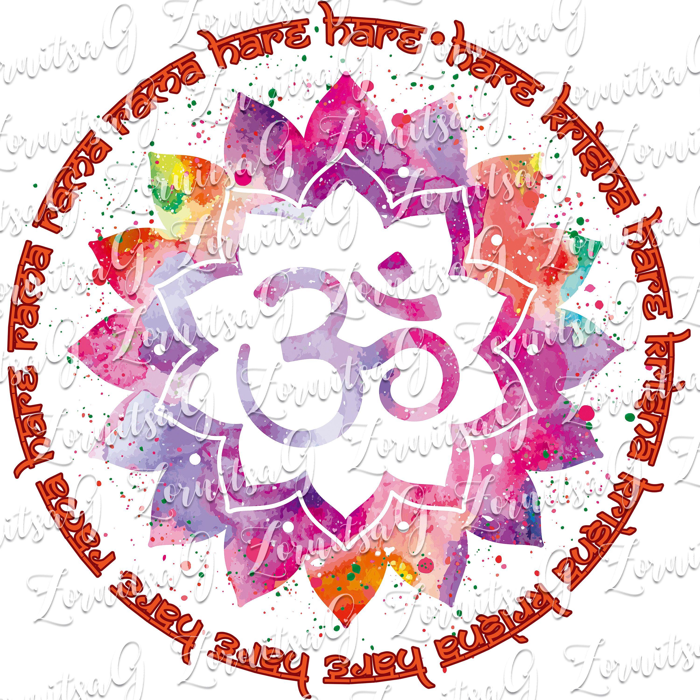 Om Png Om Sublimation Design Om Sublimation Png Krishna Png Hare Krisna Design Om Krishna T Shirt Yoga Png Hare Krishna Tshirt Png Christmas Nativity Scene Sketch Tattoo Design My Images