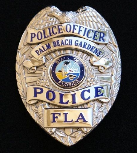 Palm Beach Gardens Police Department Records