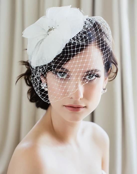 Wedding Veils Vintage Wedding Hair Bridal Hair Veil Bridal Hair Jewelry