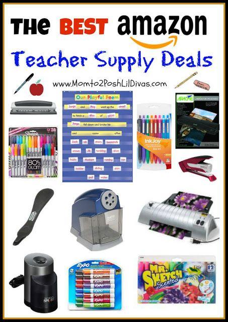 I Heart Amazon The Best Amazon Teacher Supply Deals Teaching