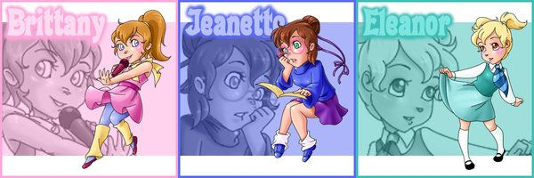 Patches: The Chipettes By Street-Angel.deviantart.com On