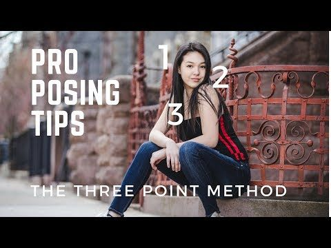 Pro Photography Posing Tip: 3 Poses in ONE! - YouTube | Posing tips. Photography poses. Poses