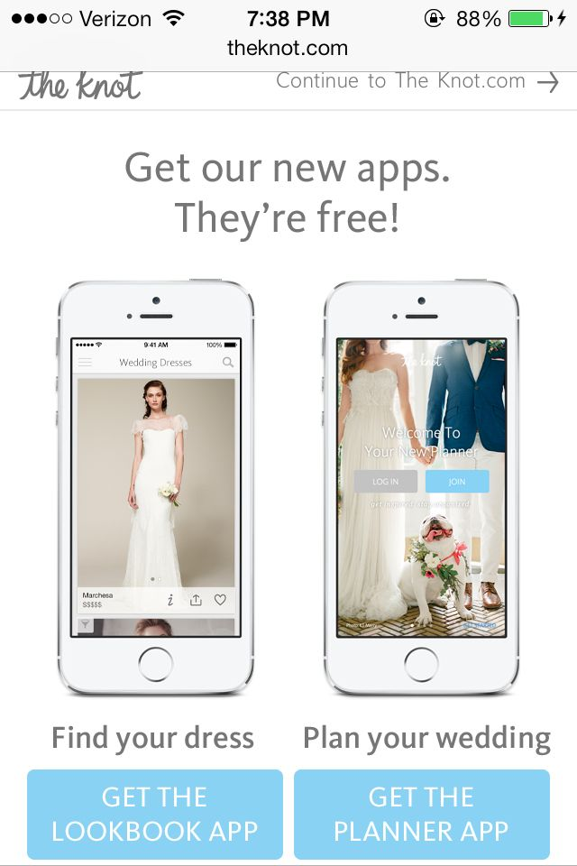 The Knot Wedding Apps Romantic Ways To Propose Wedding Registry Checklist Choosing Wedding Colors