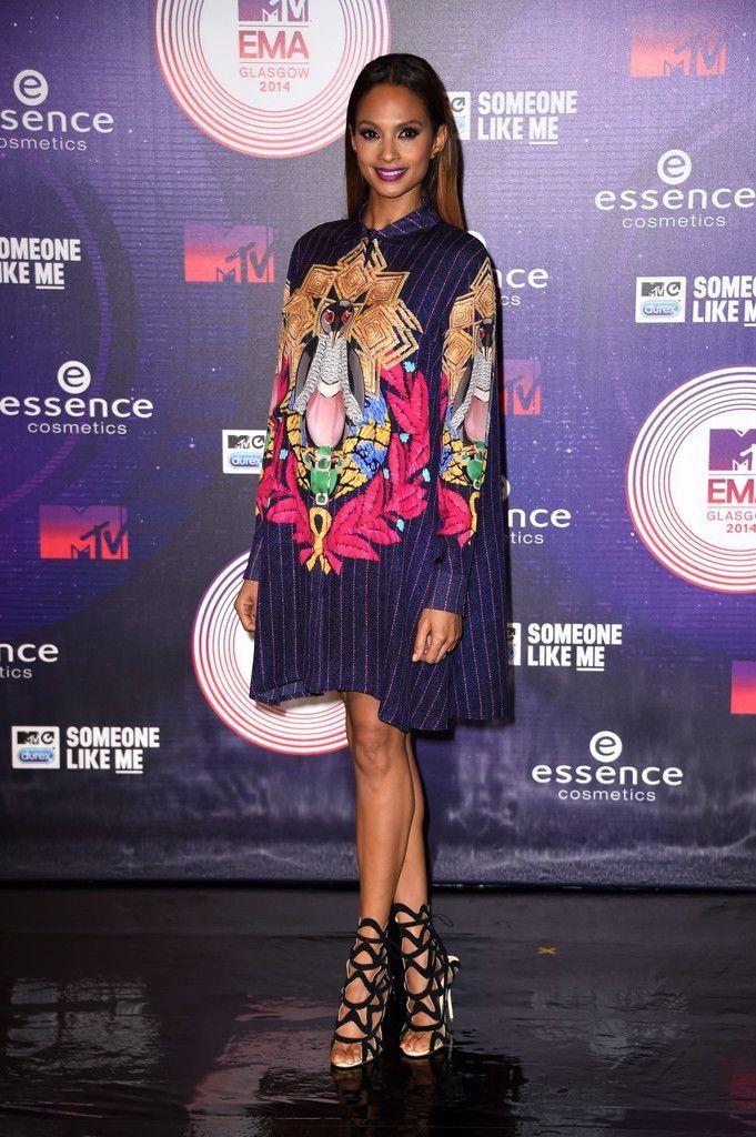 MTV EMA's 2014 - Red Carpet Arrivals - Celebrity Fashion Trends