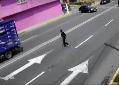 VIDEO: Atropellan a otra mujer intencionalmente en Edomex