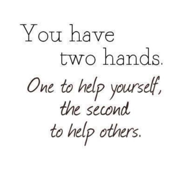 Community Service Quotes Inspiration To Be Helpful To Other Peopleto Be Thoughtful And See The