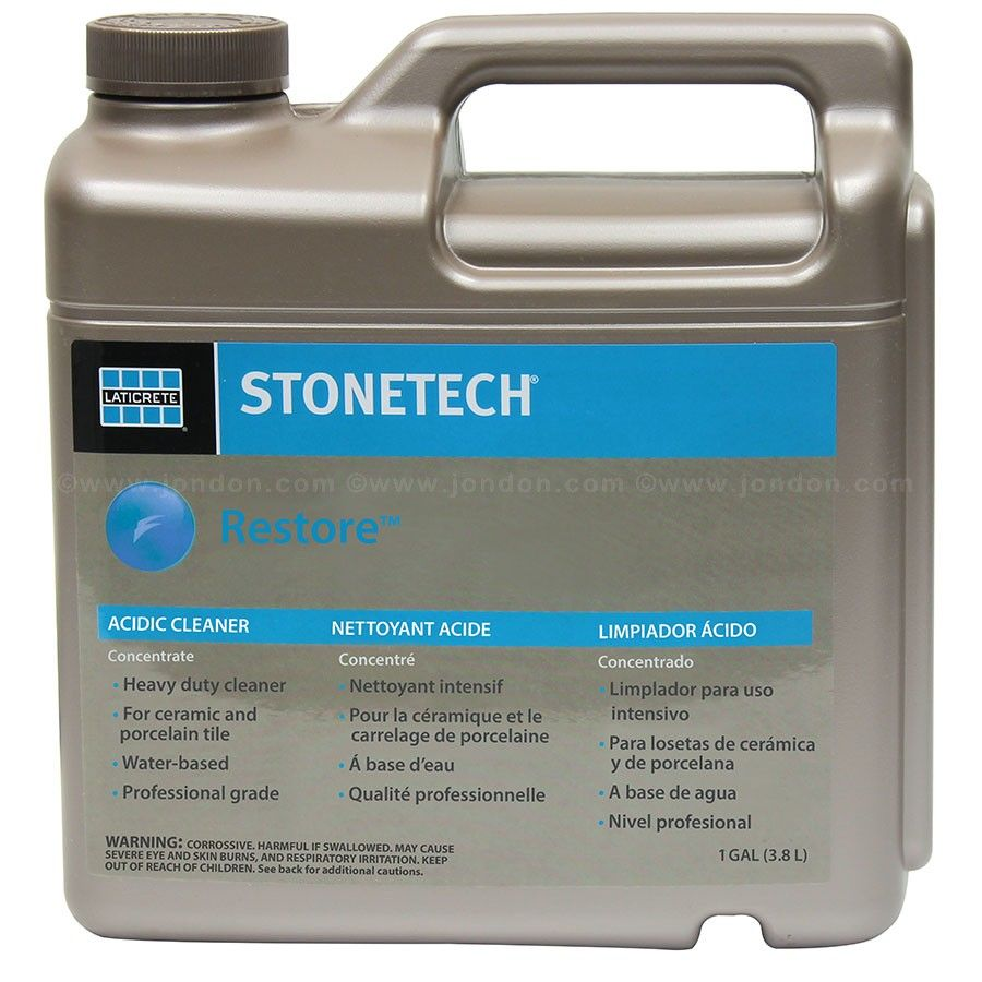 Stonetech Restore Acidic Cleaner How To Clean Granite Cleaning Granite Countertops Cleaners